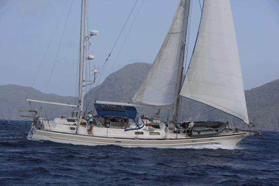 S/V Skipping Stone Sailing Charter