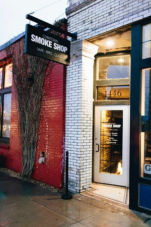 Corktown Smoke Shop