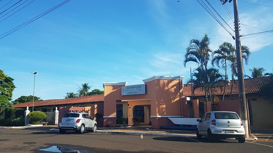 Igaraçu do Tietê, SP: Igaraçu Palace Hotel