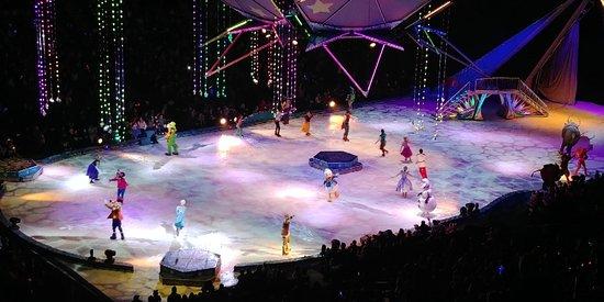 ยูเนียนเดล, นิวยอร์ก: Frozen on Ice!!!