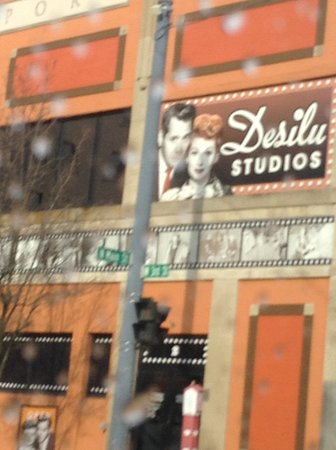 Jamestown, Estado de Nueva York: Outside of Desilu studios