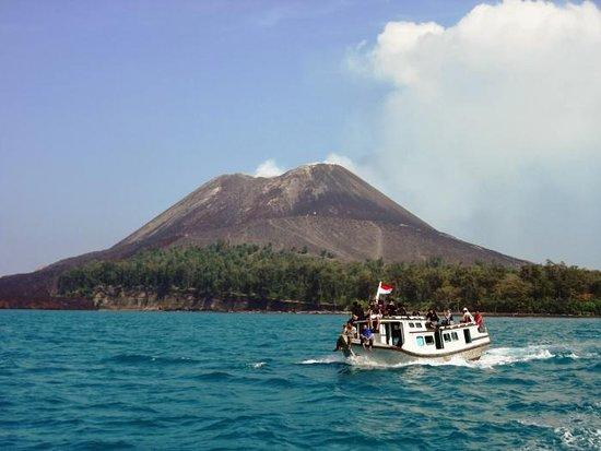 Carita, Индонезия: Krakatau Tour