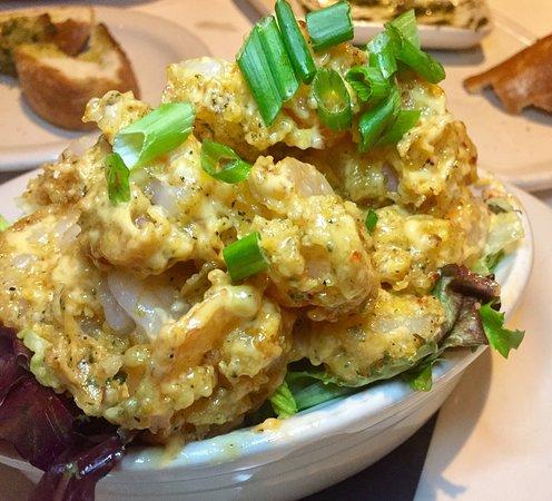 Just one more photo of Bang Bang Shrimp.  #UpCloseSavor XP