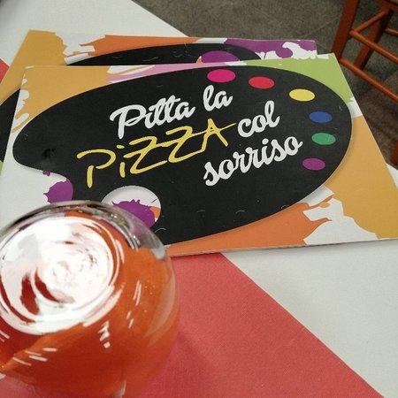 Valokuva: Pizzeria Pitta La Pizza Col Sorriso