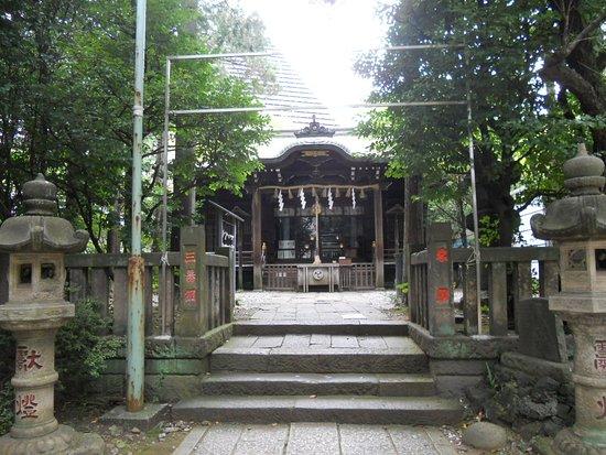 Nishikubo Hachiman Shrine