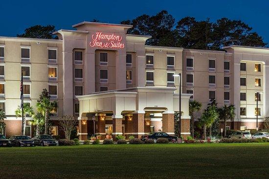 hampton inn suites florence north i 95 sc hotel. Black Bedroom Furniture Sets. Home Design Ideas
