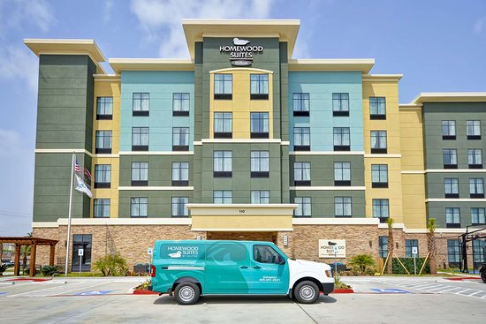 Homewood Suites By Hilton Galveston Hotel