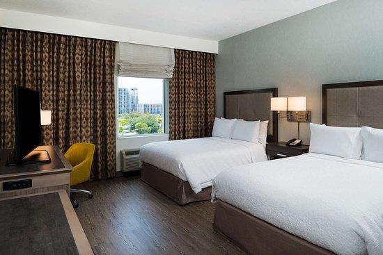 Hampton Inn & Suites Miami Midtown Hotel