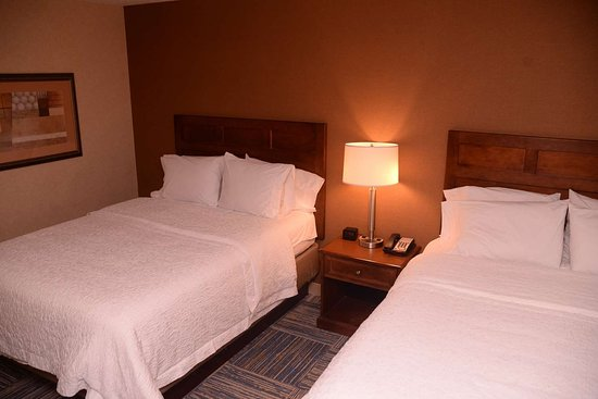 Greenfield, IN: Guest room