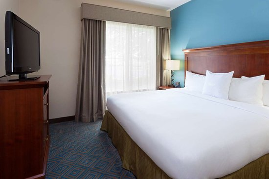 Homewood Suites Gainesville : Guest room
