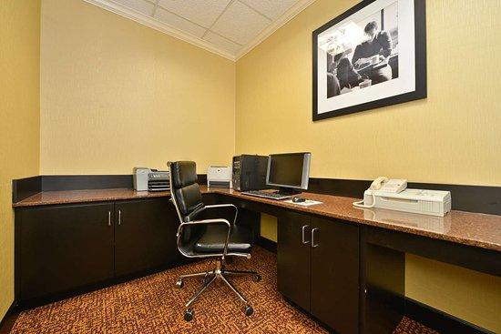 Greenville, AL: Business Center
