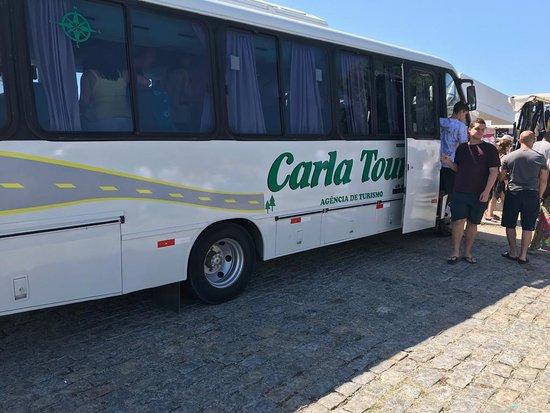 Carla Tour Passeios