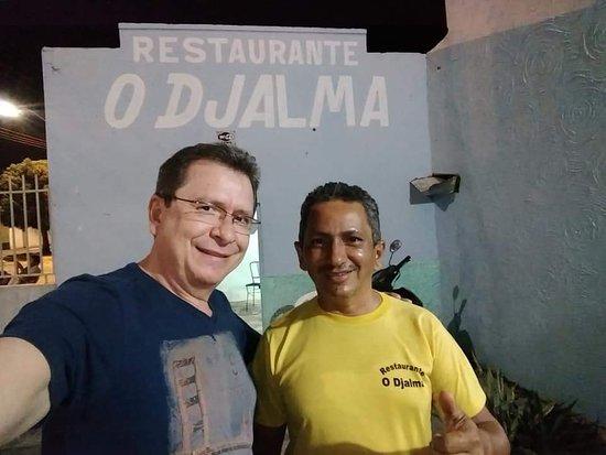 Floriano, PI: Restaurante o Djalma