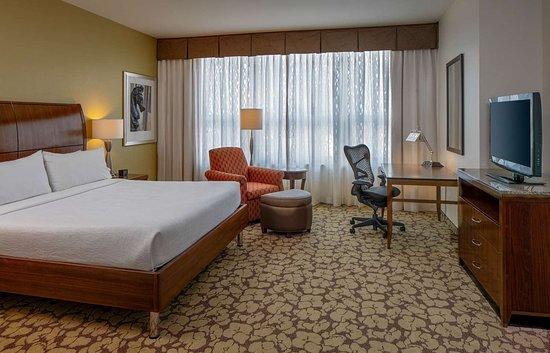 Hilton Garden Inn New Orleans French Quarter/CBD: Guest room