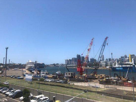 Industrial bay