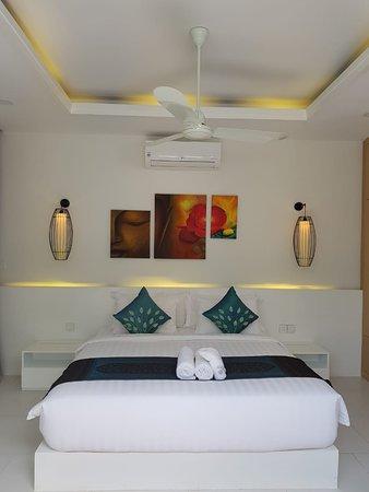 Sahaa Beach Resort: Double room with garden view