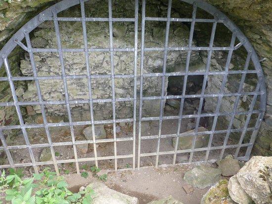 Assynt, UK: below the castle locked area