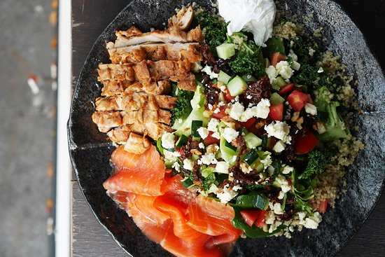 Kith Cafe Robertson Quay: Kith Super Salad