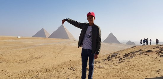 Sun Pyramids Tours: Thank you Sun Pyramid Tours