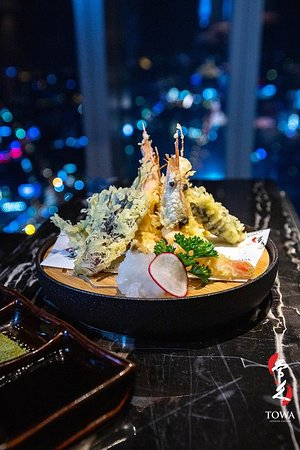 Chefs is skillful with both of traditional foods and innovate fusions flavors on the Menu