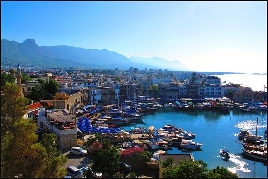 Girne Old Port