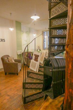 Tubingen, Germany: Mini-Museum mit Atmosphäre