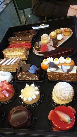 Провинция Анкара, Турция: Vakko Bistro, desserts français à Ankara