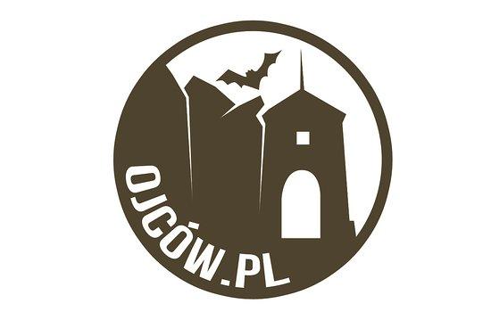 Ojcow, โปแลนด์: Ojców.pl Logo / Ojców Village Logo