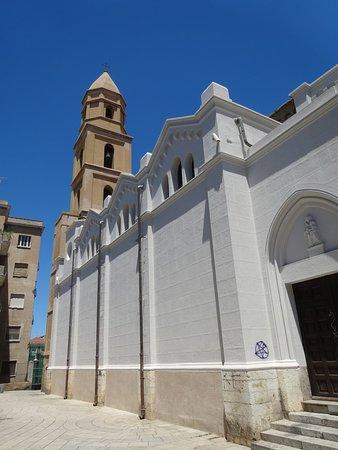 Chiesa di Sant'Eulalia 南壁
