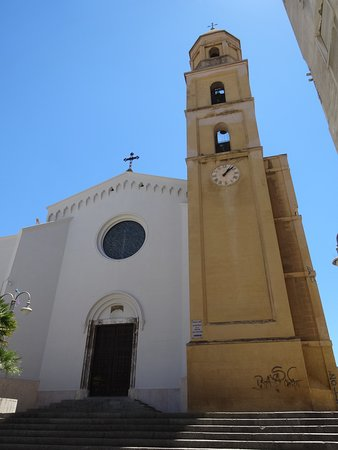 Chiesa di Sant'Eulalia ファサード