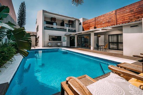 Maputo Province, Mozambique: Swimming pool