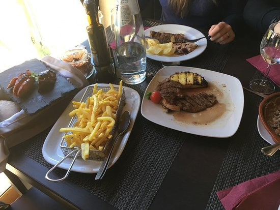 Ansiao, Portugal: Picanha
