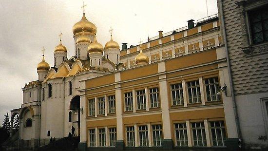 Cathedral Square: Maria-Verkündigungs-Kathedrale