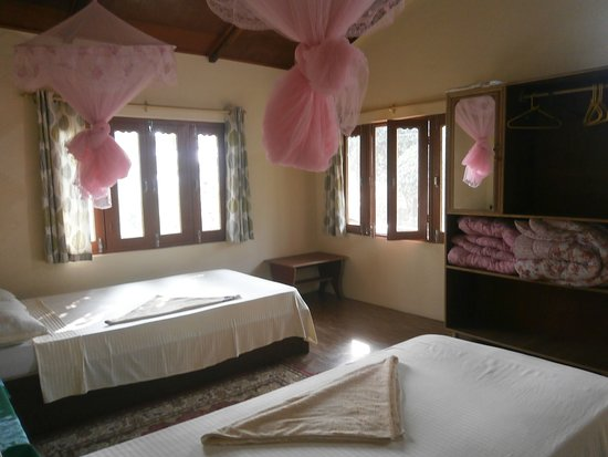 Bardia National Park, نيبال: Beautiful rooms