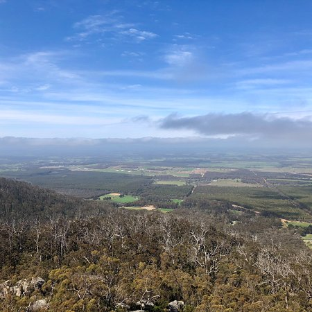 Stirling Ranges, the wild flowers, Castle Rock & Kendelup Lodge is not very far from these places to visit.