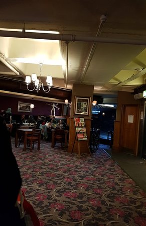 The Fall Well: Great pub