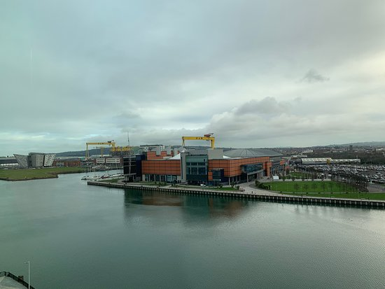 A New Marriott Property in Belfast