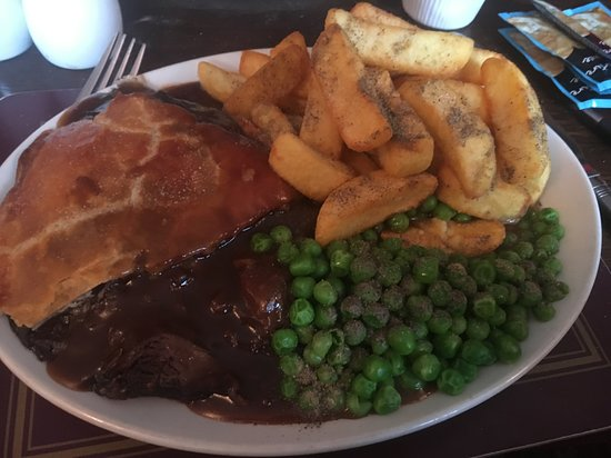 My steak pie - super yummy