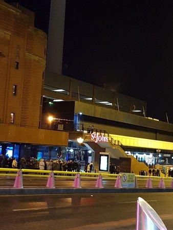 Big shopping centre