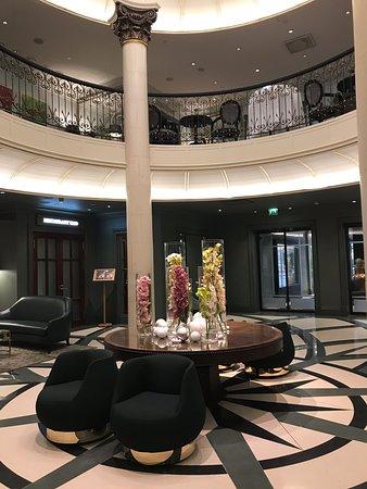 Шикарный отель в центре Хельсинки