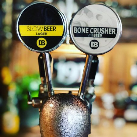 We have our local Darling Brew on Tap