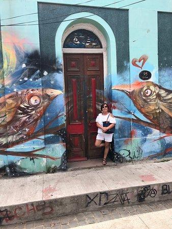 ~ Valparaíso ciudad de arte💫💝💖~