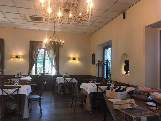 Villa Adriana, Italy: Sala