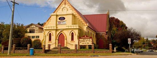 Glen Innes Chapel Cinema
