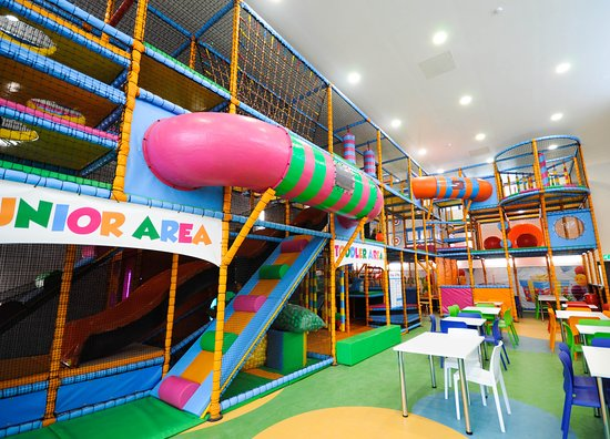 ‪Meadowbank Soft Play‬