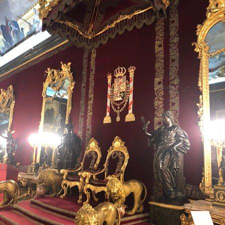 Deeply impressive palace!