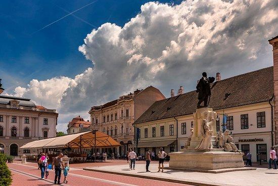 Szeged, Hungary: Papdi Balázs képe