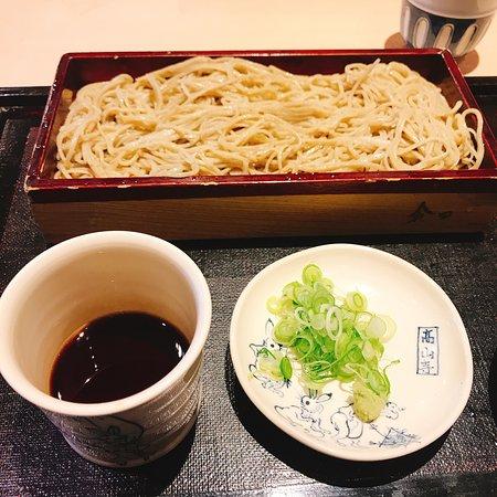Soba Kappo Musashi Koyama Kurata: 会津産の蕎麦