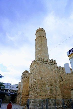 Wondering streets of Sousse Tunisia. January 2019