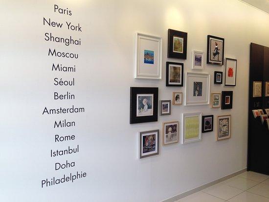 Galerie Carré d'Artistes Marseille